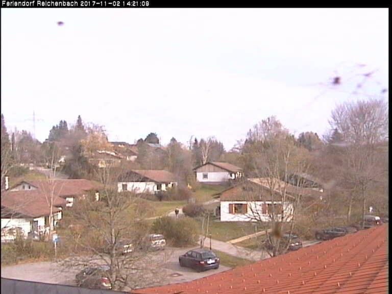 Webcam Feriendorf Reichenbach